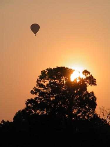 hot balloons air