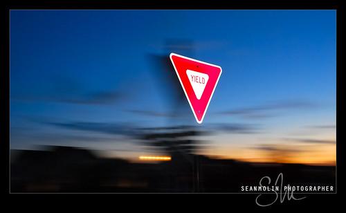 Yield Sunset
