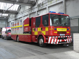 2004 Dennis Sabre / Fosters-Angus Water Support Unit - 04 D 56801