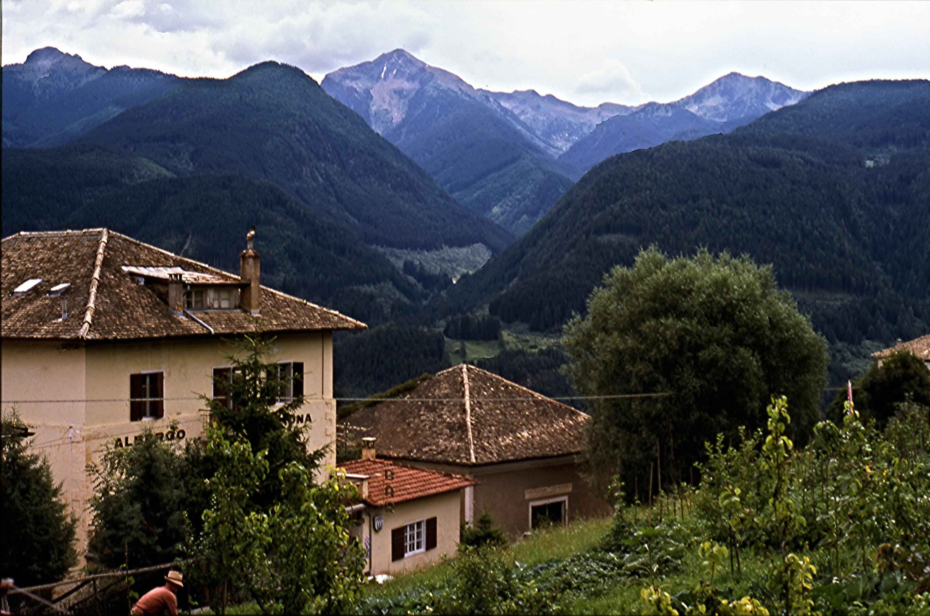 Hotel Panorama San Martino Di Castrozza Tn