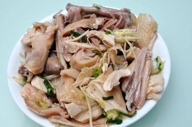 雞房重地師大總店-鹹水雞(半雞)NT$100