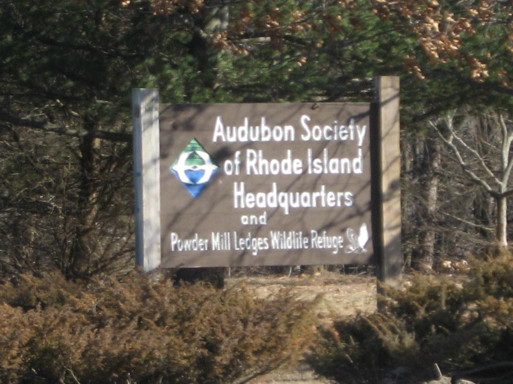 Powder Mill Ledges Wildlife Refuge Providence County