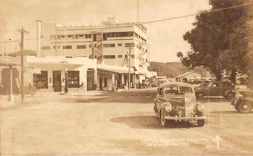 La Costera y Plaza principal