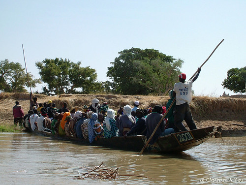 Mali - fleuve Niger & mouvances- 43