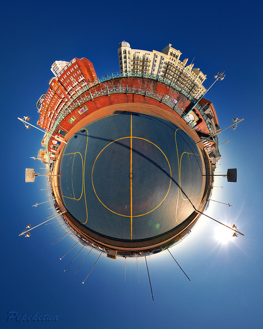 Brighton Basket 'Ball'