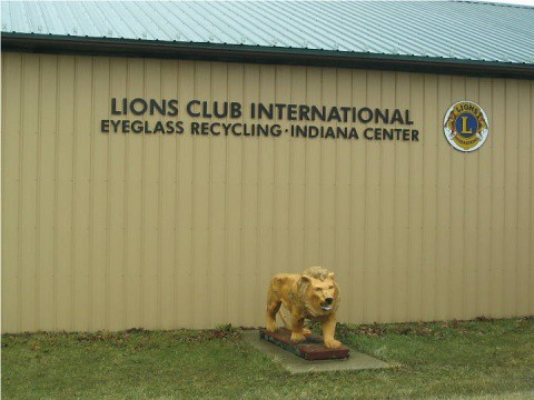 District 46 Lions Club - Eyeglass Drop-off Locations
