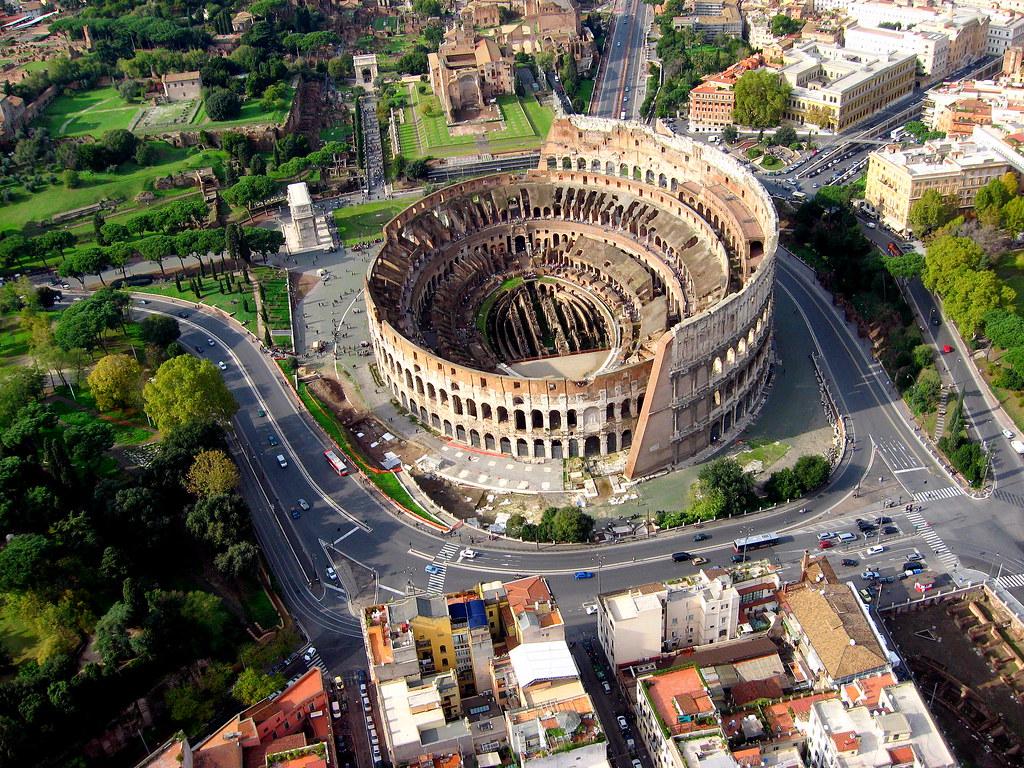 Roman heritage around the world skyscrapercity for Piscina g s roma 53 roma