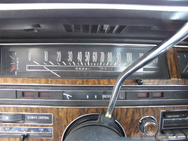 1970 Cadillac Fleetwood Interior Dash Flickr Photo