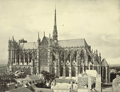 Amiens Cathedral, South Side