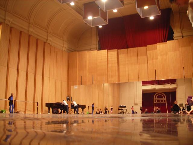 au Ballet de l'Opera de Bordeaux