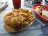 Fried Grouper Sandwich