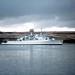 Hms Fife in Port Stanley. by D168629K