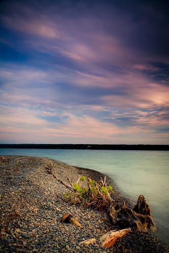 park pink blue lake ny canon landscape twilight log long exposure state upstate driftwood nd 5d cayuga hdr tvontheradio longpoint dlz photomatix digitalblending 24105l adambaker
