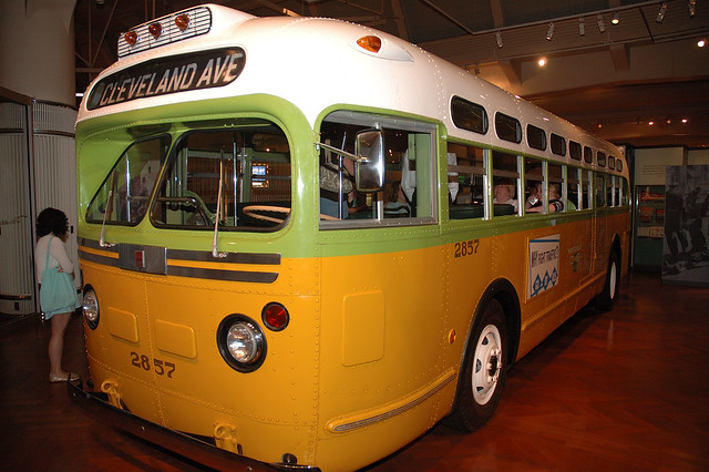Rosa Parks' Bus to Freedom