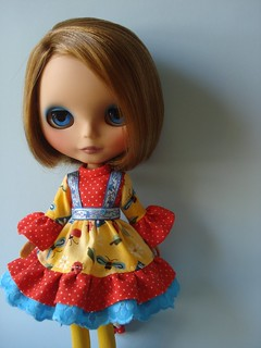 Kawaii Dress-order for Zoe Favole