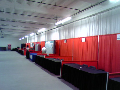 Trade Show Booth Vendors : Expo booth rental
