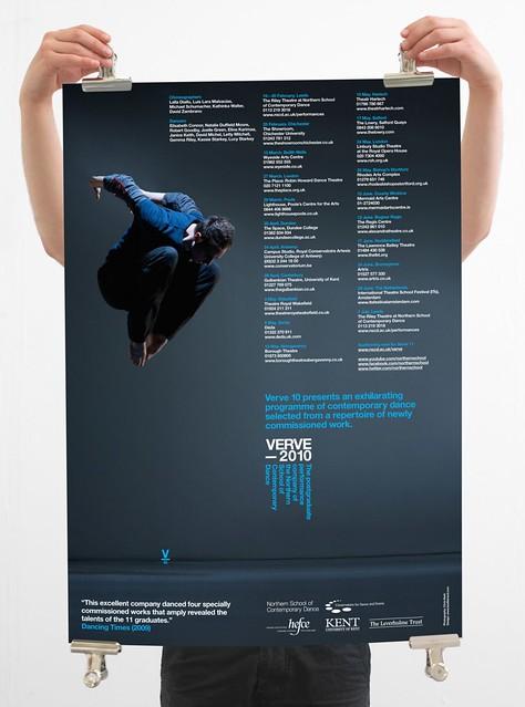 Verve 2010 poster