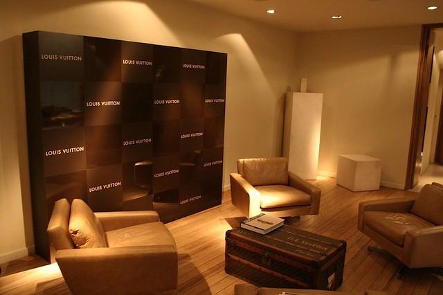 Coletiva de Impresa Louis Vuitton