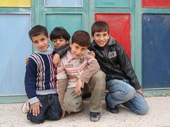 Nablus, Project HOPE - AM. Johannes