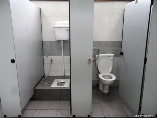 Where to hide a camera in your bathroom