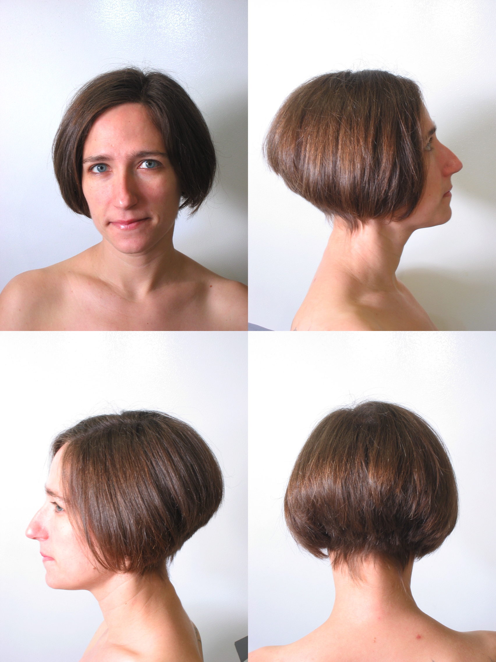 pictures of short hair styles 2009