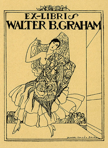 [Bookplate of Walter B. Graham]