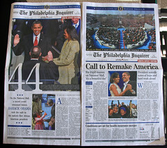 Philadelphia Inquirer by JohnRiv