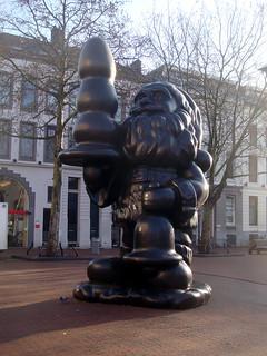 Rotterdam, Santa Claus bijnaam: Kabouter Buttplug