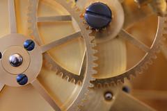 gear, macro photography, close-up, circle,
