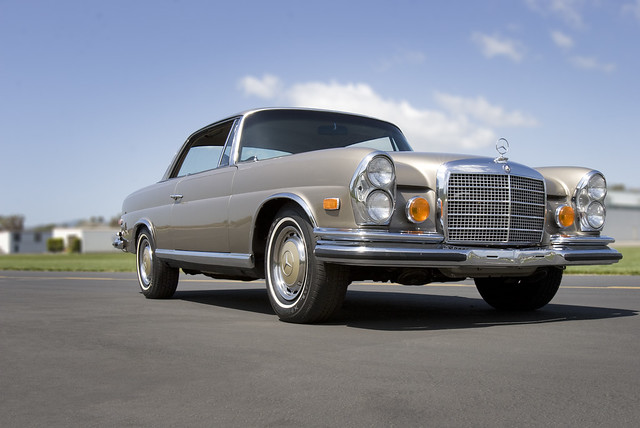 39 70 mercedes benz 280se flickr photo sharing