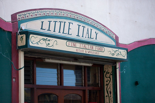 Little Italy - Smithfield by infomatique