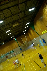 Polkyth Leisure Centre - Somar Eluma
