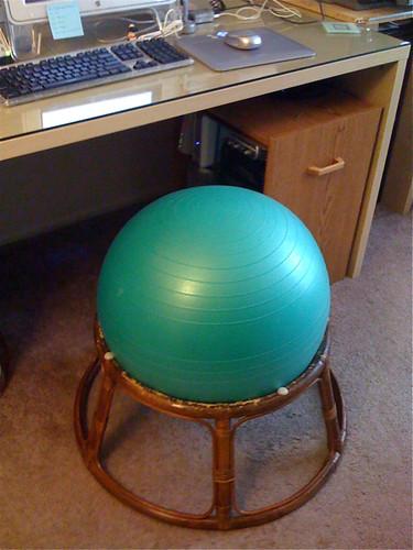 Cheap Ball Chair Flickr Photo Sharing