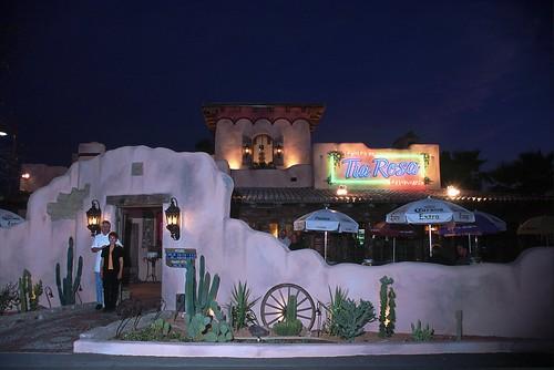 Rancho Tia Rosa's Mexican Food