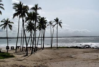 Beach at Elmina