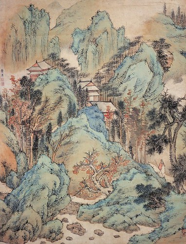 Dong Yuan: Painting Gallery | China Online Museum ...