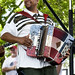 Keith Frank and the Soileau Zydeco Band at 2009 Breaux Bridge Crawfish Festival
