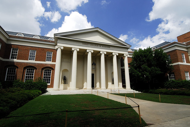 Brooks Hall On The Campus Of University Of Georgia In Athens Flickr Photo Sharing