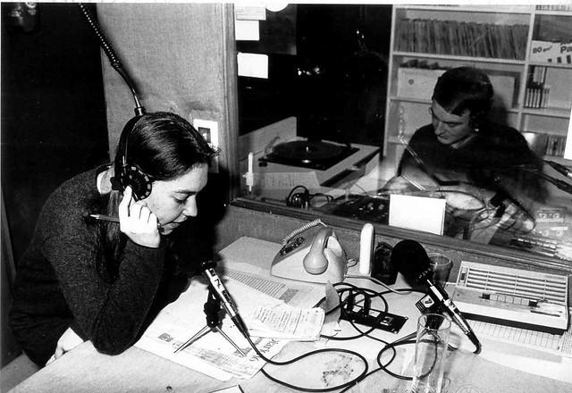 Los viejos días de Radio Carcoma