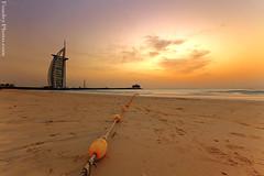 Burj alarab Beach - 7 Stars hotel