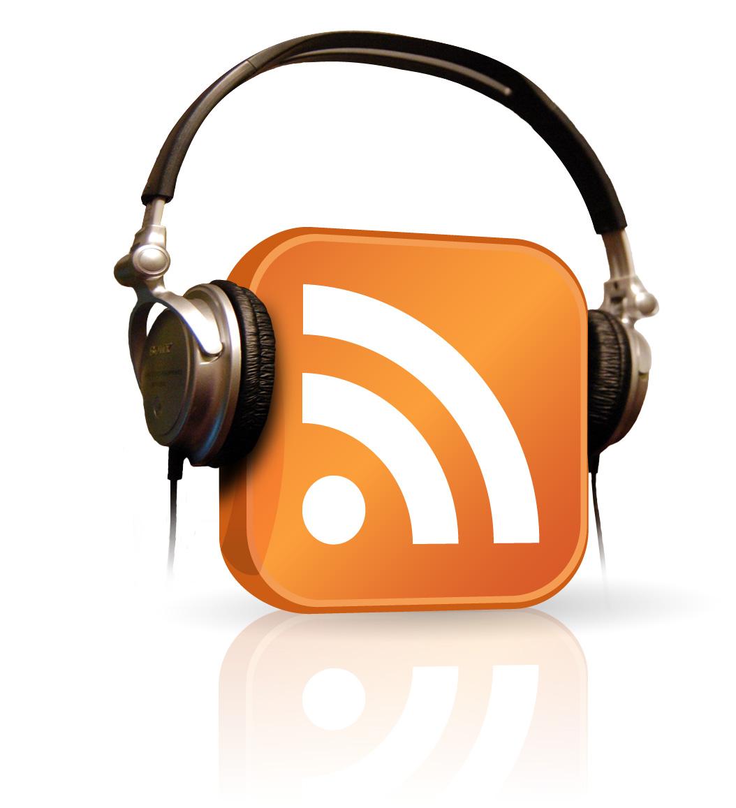 Podcastlogo Free: Modified Podcast Logo With My Headphones Photoshopped On