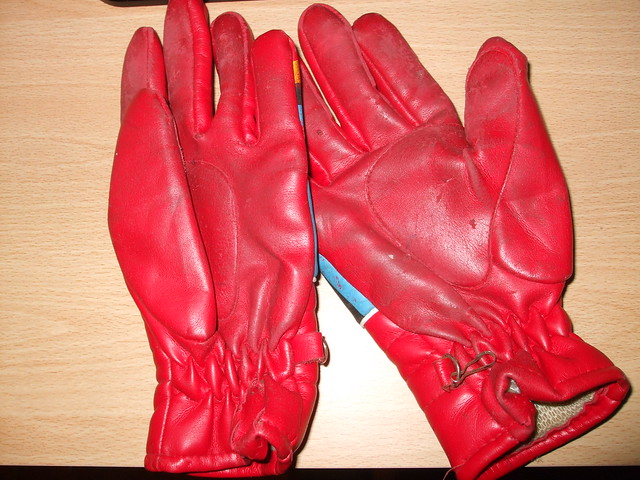 Toy Box - Old Gloves