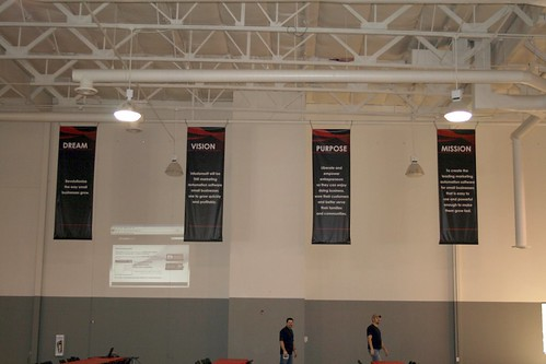 The Writing is on the Wall - Infusionsoft
