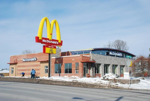 New McDonalds in Belleville