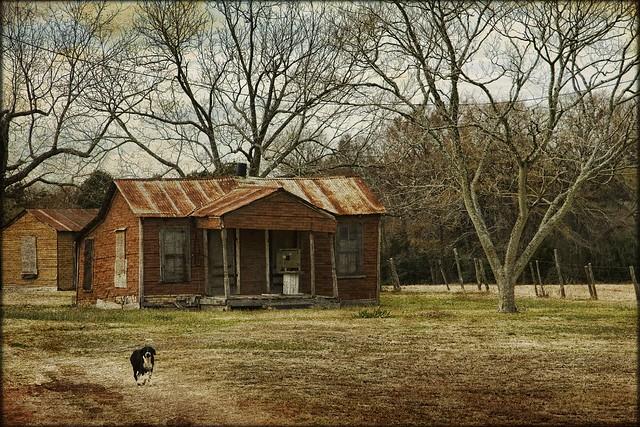 Old Texas Farmhouse Flickr Photo Sharing