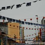 Election Flags - Melaka, Malaysia