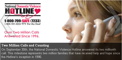 Spouse Abuse Hotline