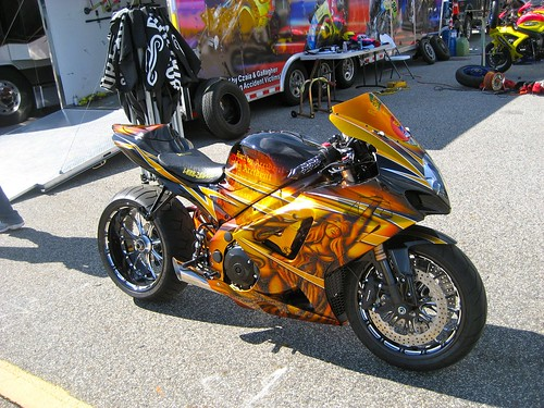 Road Atlanta Custom Sport Bike