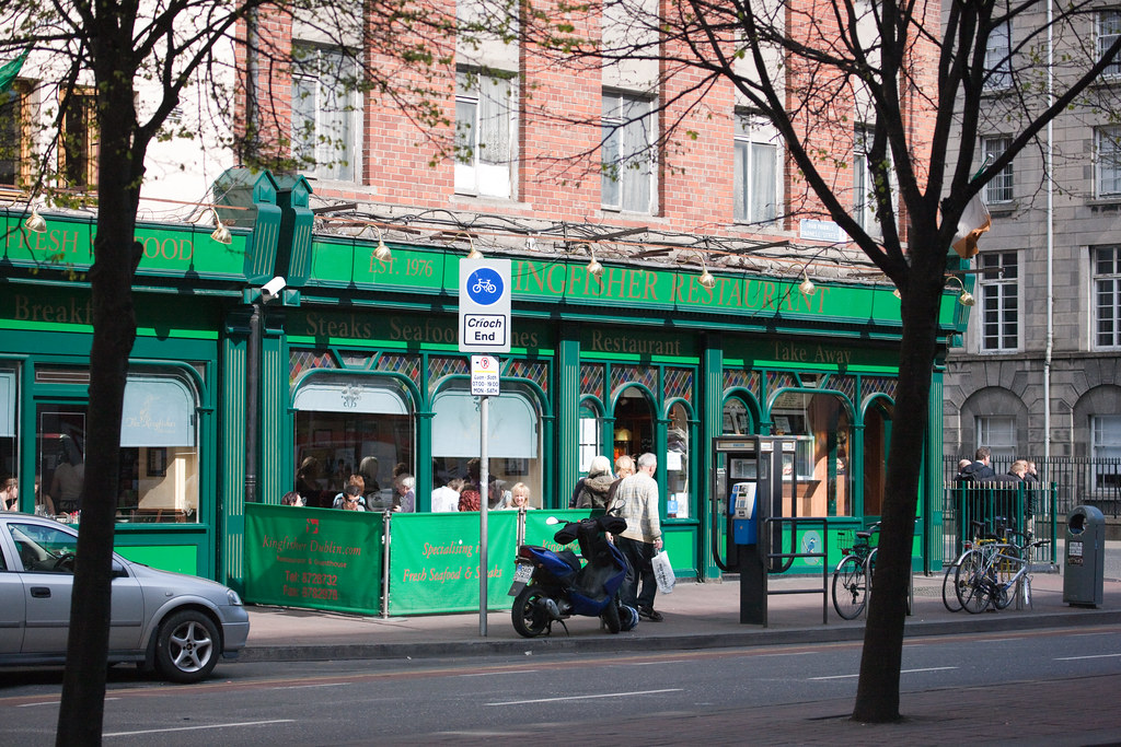 Kingfisher Restaurant - Dublin