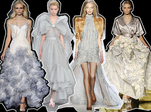On Demand Fashion Glamorous Spring Summer Fashion Trends 2009